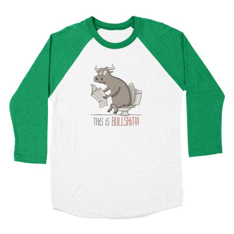 This is Bullshit Women's Longsleeve T-Shirt by YiannZ's Artist Shop