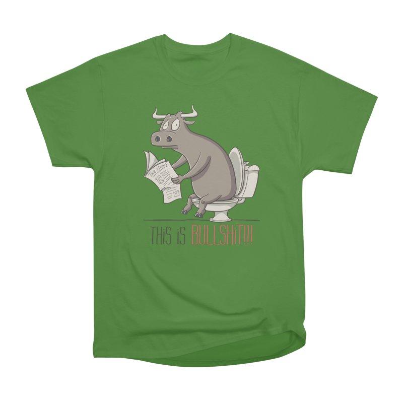 This is Bullshit Men's Classic T-Shirt by YiannZ's Artist Shop