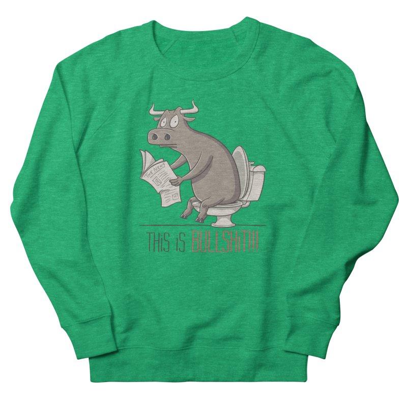 This is Bullshit Men's Sweatshirt by YiannZ's Artist Shop