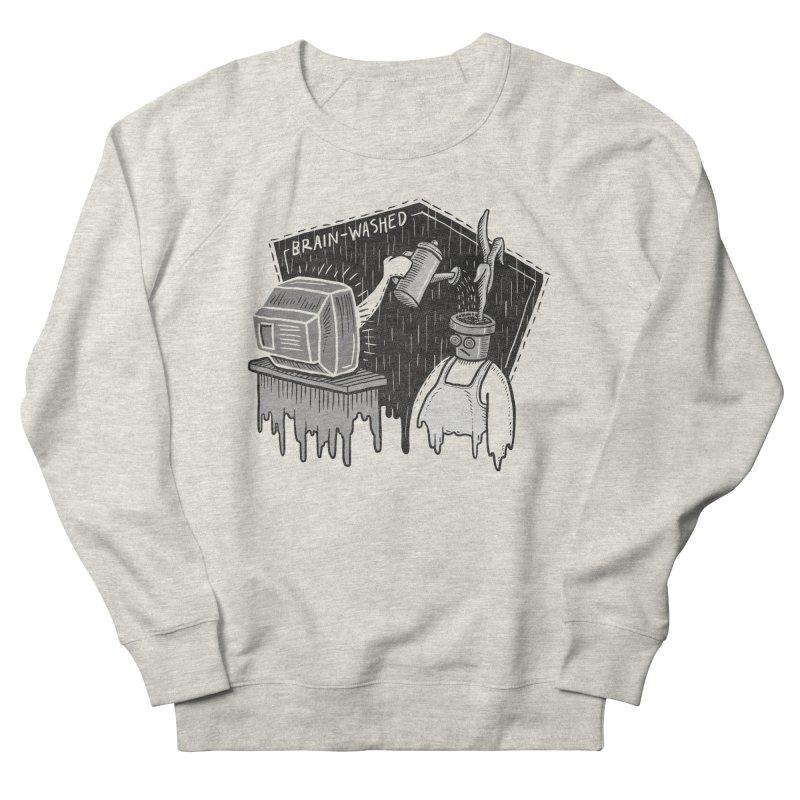 Brain-Washed Men's Sweatshirt by YiannZ's Artist Shop