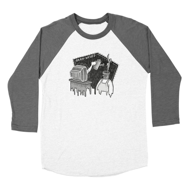 Brain-Washed Men's Longsleeve T-Shirt by YiannZ's Artist Shop