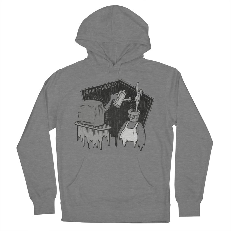 Brain-Washed Women's Pullover Hoody by YiannZ's Artist Shop