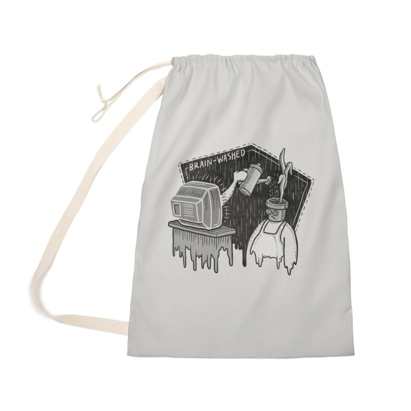 Brain-Washed Accessories Bag by YiannZ's Artist Shop