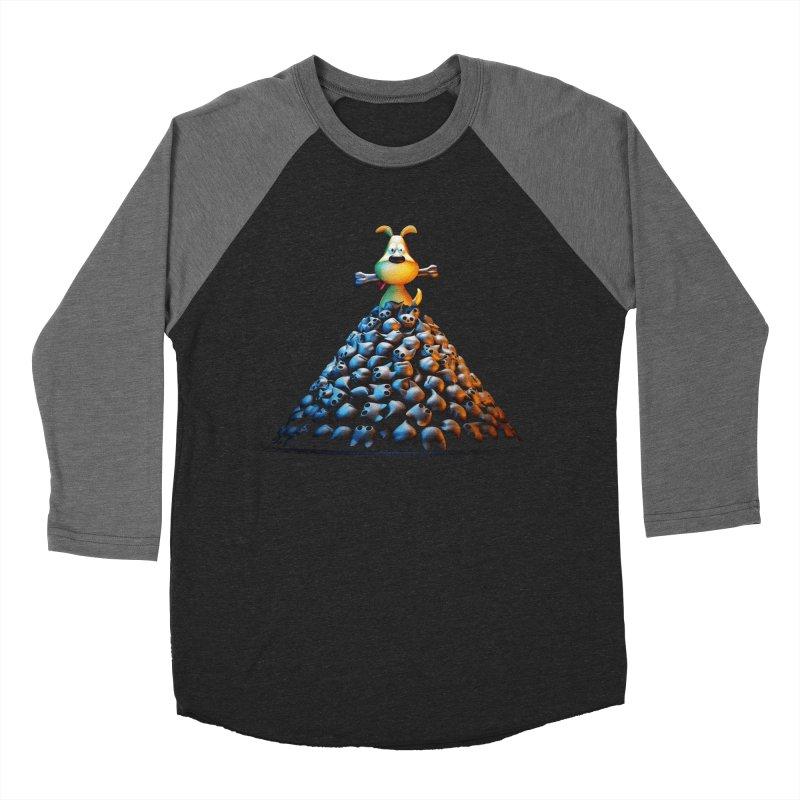 CAT-EATER Women's Longsleeve T-Shirt by YiannZ's Artist Shop