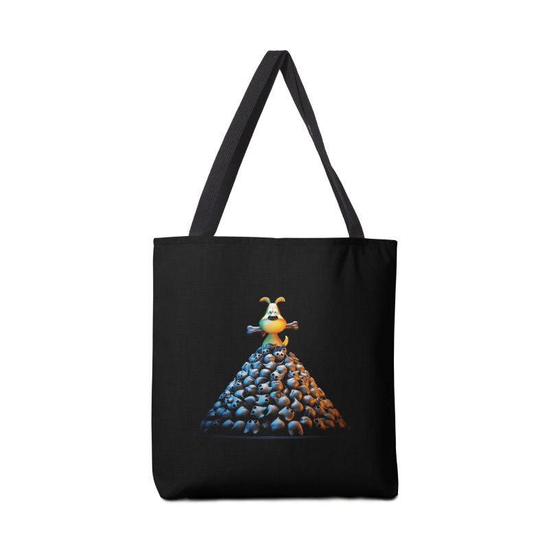 CAT-EATER Accessories Tote Bag Bag by YiannZ's Artist Shop