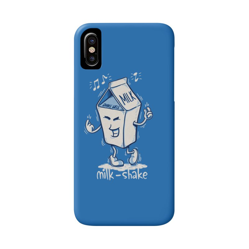 Milk-Shake Accessories Phone Case by YiannZ's Artist Shop
