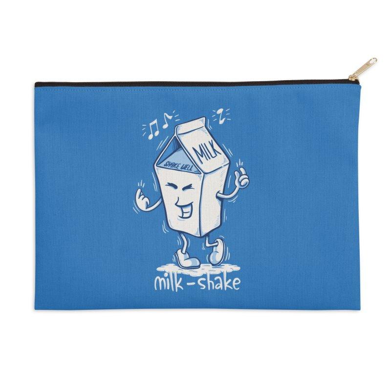 Milk-Shake Accessories Zip Pouch by YiannZ's Artist Shop