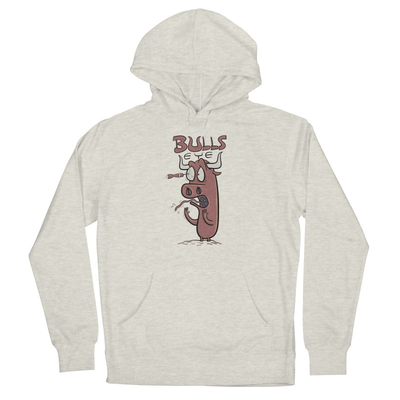 BULLS-EYE Men's Pullover Hoody by YiannZ's Artist Shop