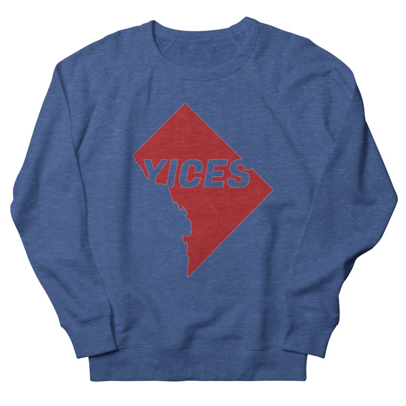 Yices DC Men's Sweatshirt by Yices's Artist Shop