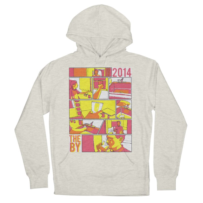 The By Men's Pullover Hoody by Yices's Artist Shop
