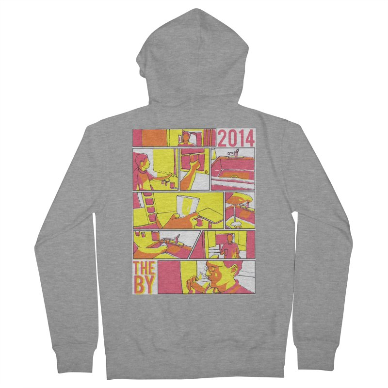 The By Women's Zip-Up Hoody by Yices's Artist Shop