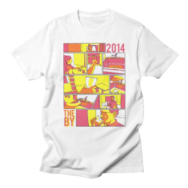 The By Men's T-shirt by Yices's Artist Shop