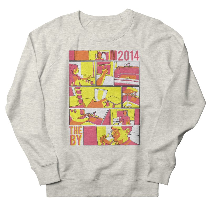 The By Women's French Terry Sweatshirt by Yices's Artist Shop