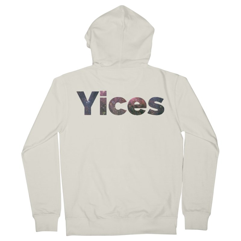 Yices Men's Zip-Up Hoody by Yices's Artist Shop