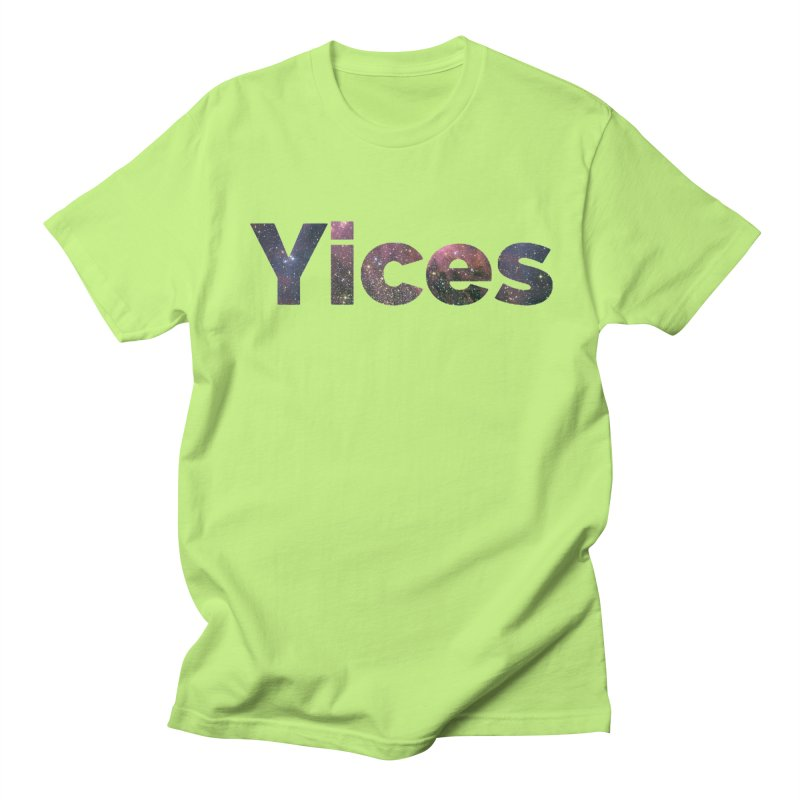 Yices Men's T-shirt by Yices's Artist Shop