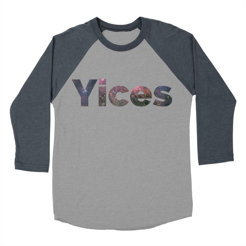 Yices Women's Baseball Triblend T-Shirt by Yices's Artist Shop