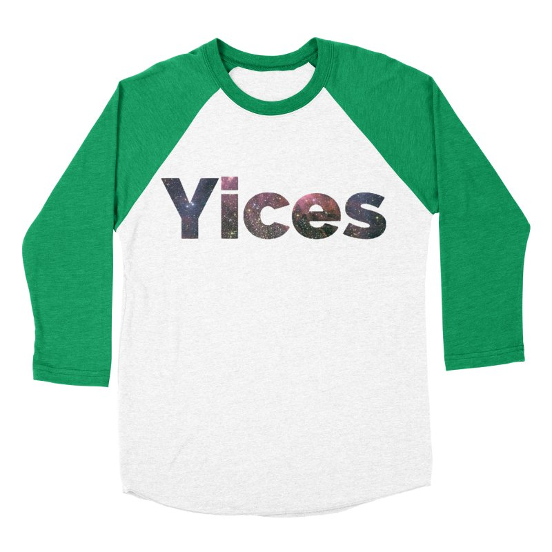 Yices Men's Baseball Triblend T-Shirt by Yices's Artist Shop
