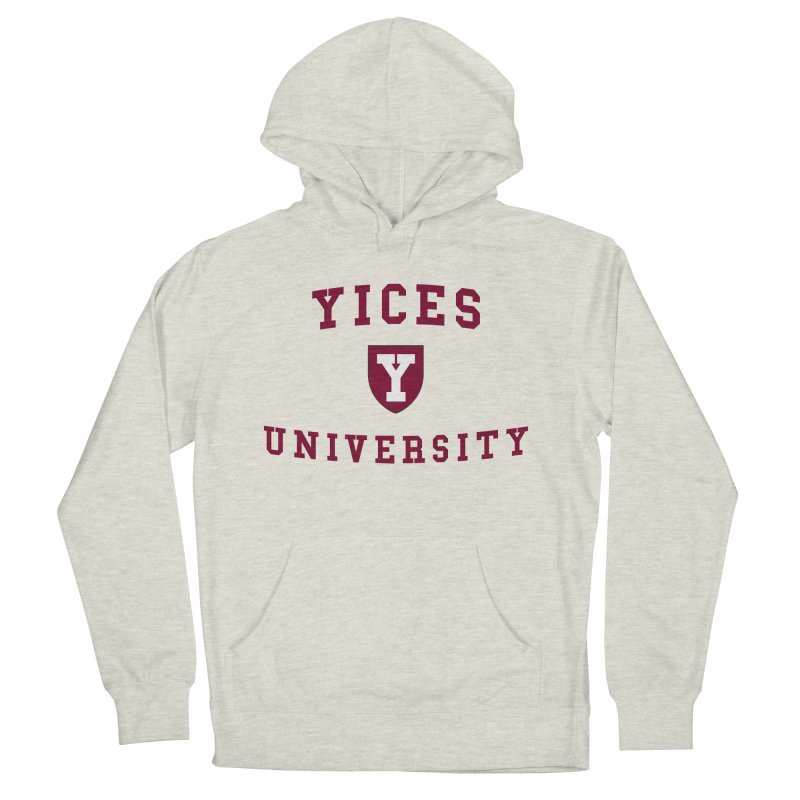 Yices University Men's Pullover Hoody by Yices's Artist Shop