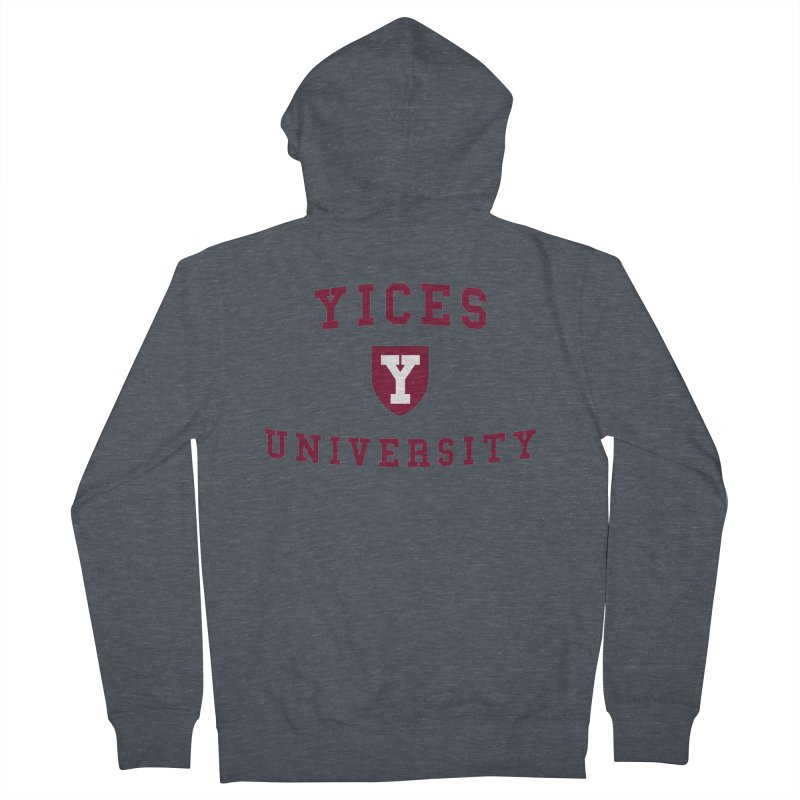 Yices University Women's Zip-Up Hoody by Yices's Artist Shop