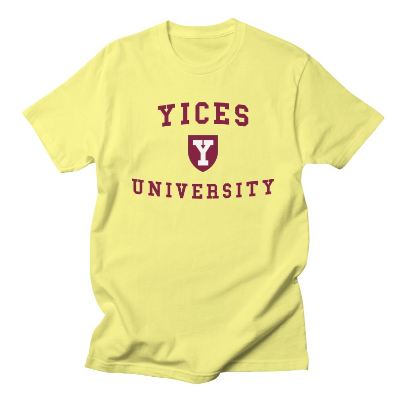 Yices University Men's T-Shirt by Yices's Artist Shop