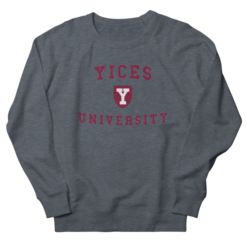 Yices University Men's Sweatshirt by Yices's Artist Shop