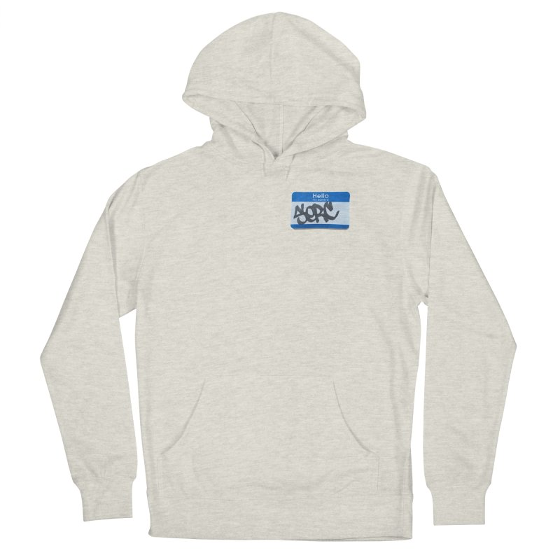 Hello Serc Men's Pullover Hoody by Yices's Artist Shop