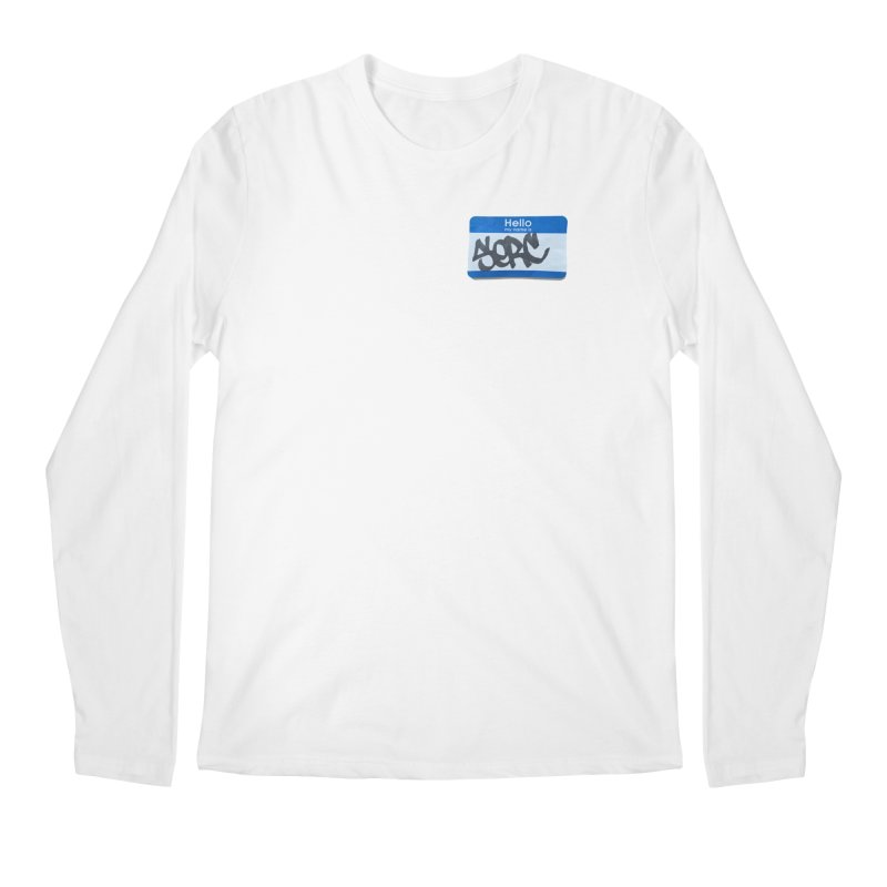 Hello Serc Men's Longsleeve T-Shirt by Yices's Artist Shop