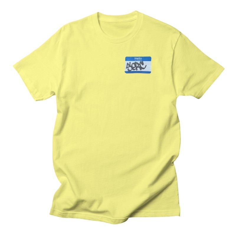 Hello Serc Men's T-shirt by Yices's Artist Shop