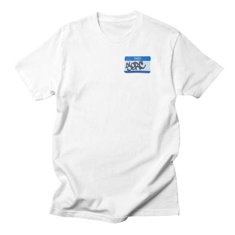 Hello Serc Men's T-Shirt by Yices's Artist Shop