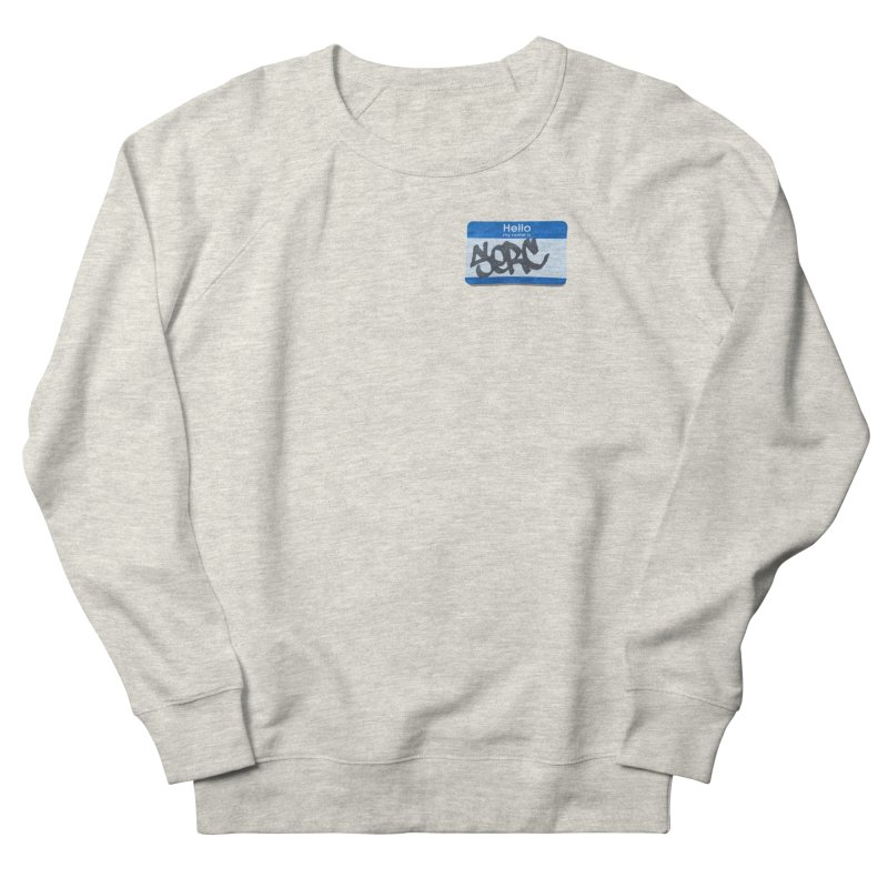 Hello Serc Men's Sweatshirt by Yices's Artist Shop