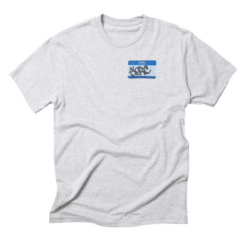 Hello Serc Men's Triblend T-shirt by Yices's Artist Shop