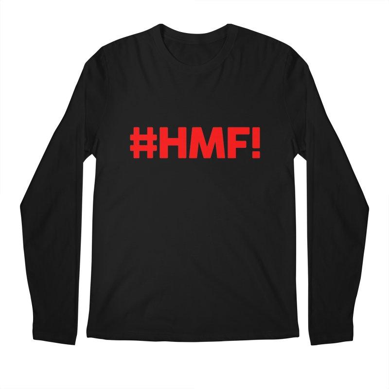 HMF! Men's Regular Longsleeve T-Shirt by YA! Store