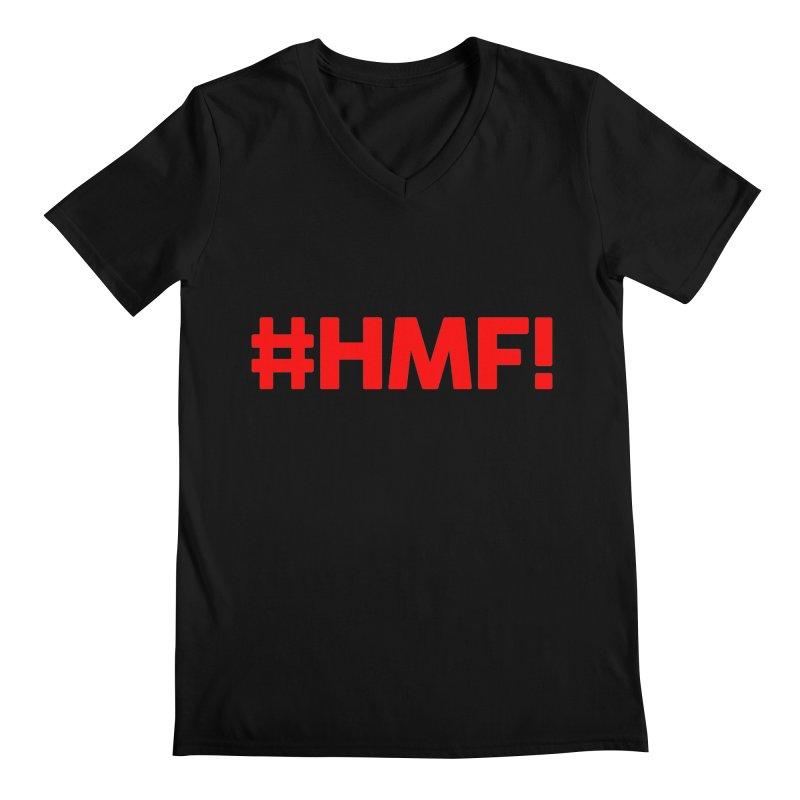 HMF! Men's V-Neck by YA! Store