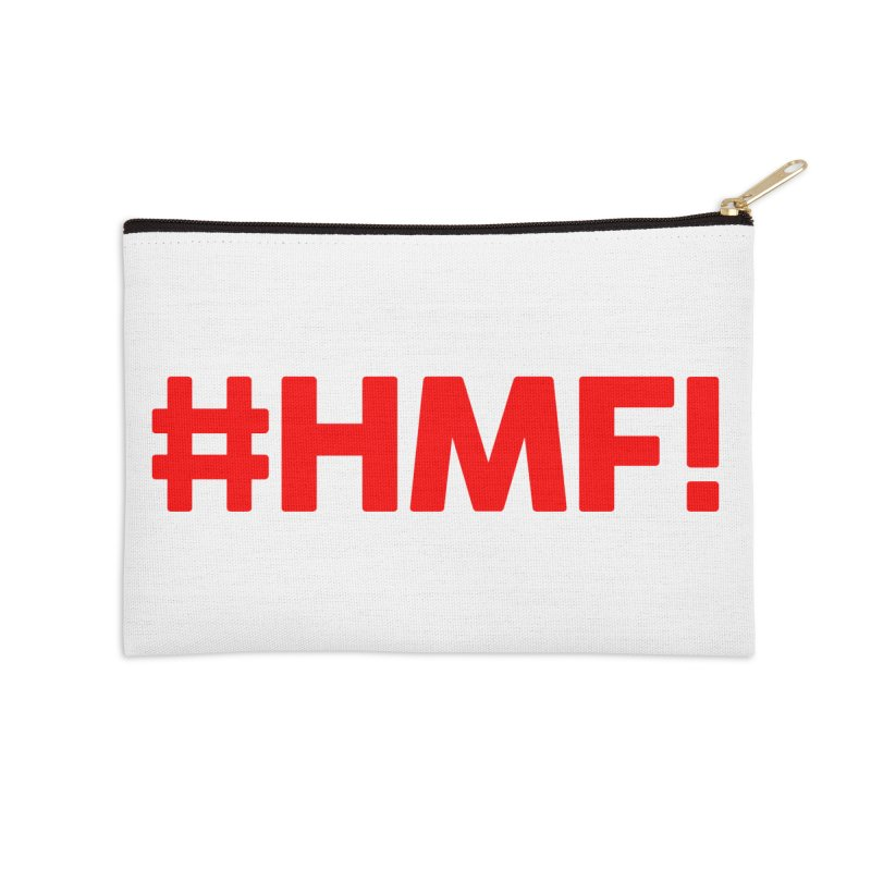 HMF! Accessories Zip Pouch by YA! Store