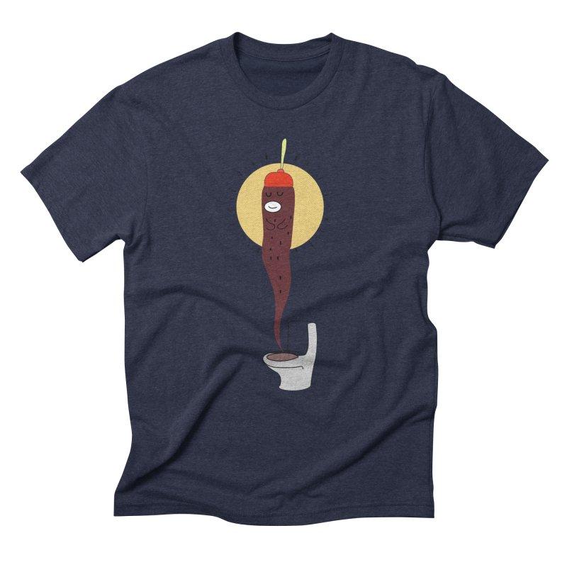 Saints Shit! Men's Triblend T-Shirt by YA! Store