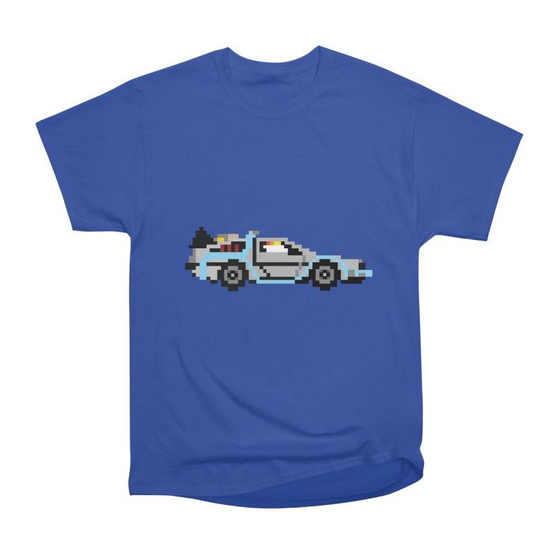 Back To The 8 Bit Men's Heavyweight T-Shirt by YA! Store