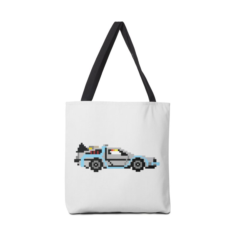 Back To The 8 Bit Accessories Bag by YA! Store