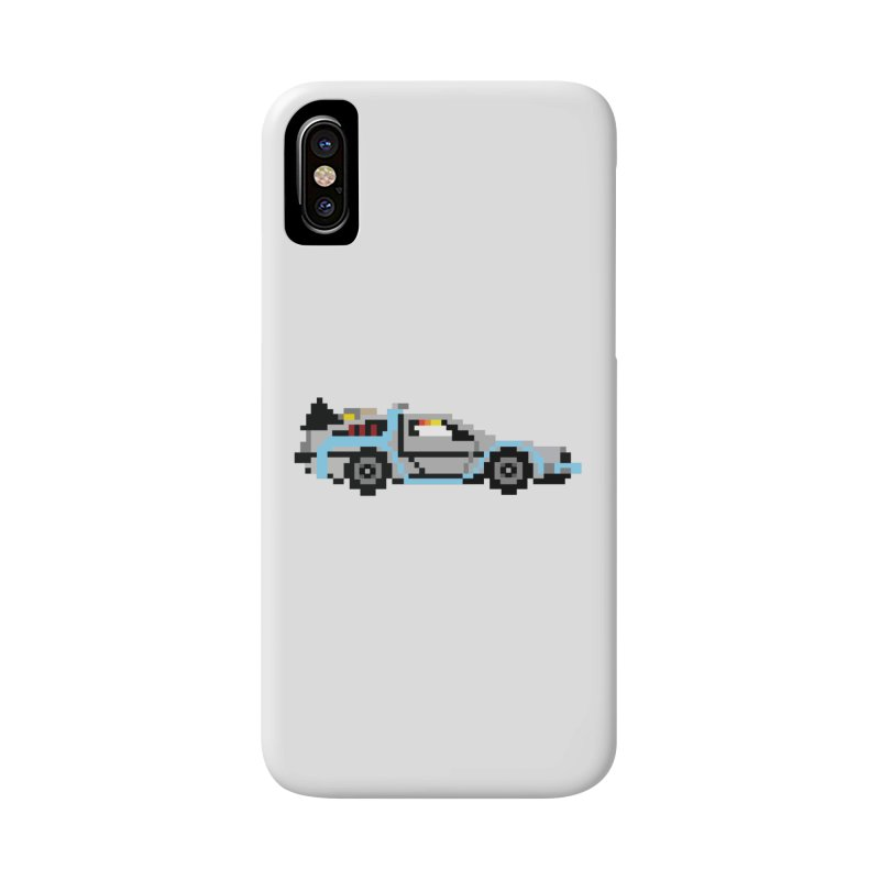 Back To The 8 Bit Accessories Phone Case by YA! Store