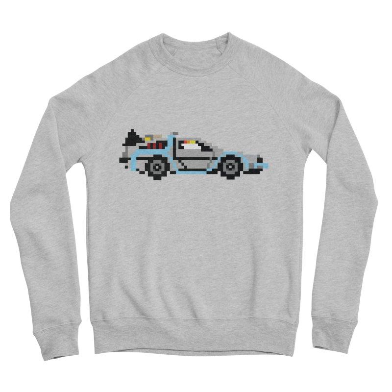 Back To The 8 Bit Women's Sponge Fleece Sweatshirt by YA! Store