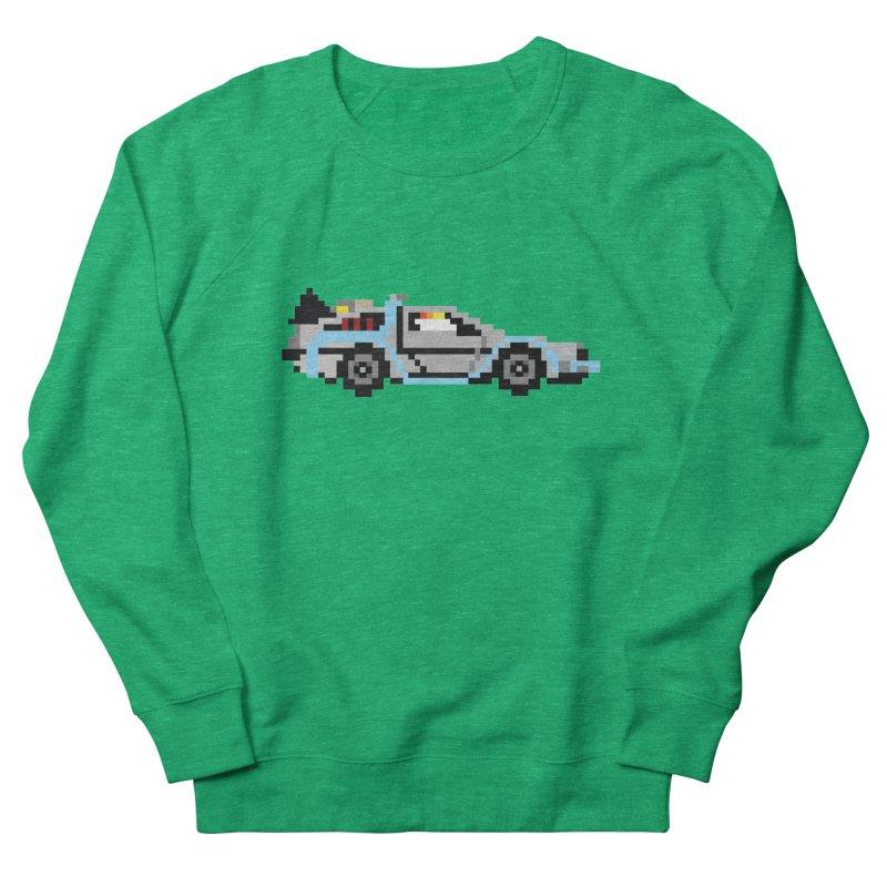 Back To The 8 Bit Women's French Terry Sweatshirt by YA! Store