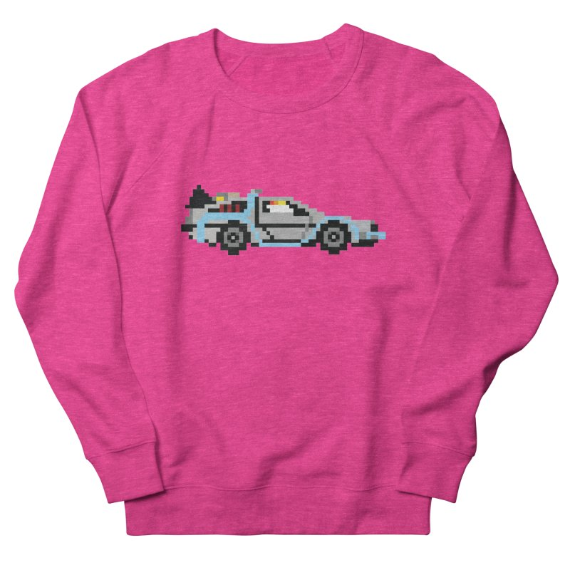 Back To The 8 Bit Women's French Terry Sweatshirt by YA! Store