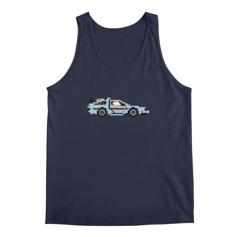 Back To The 8 Bit Men's Regular Tank by YA! Store
