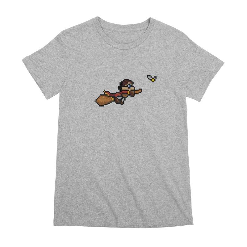 Quidditch Women's Premium T-Shirt by YA! Store