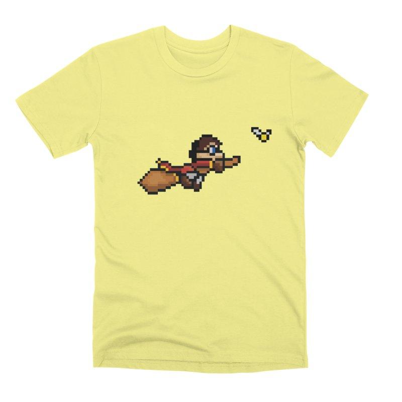 Quidditch Men's Premium T-Shirt by YA! Store