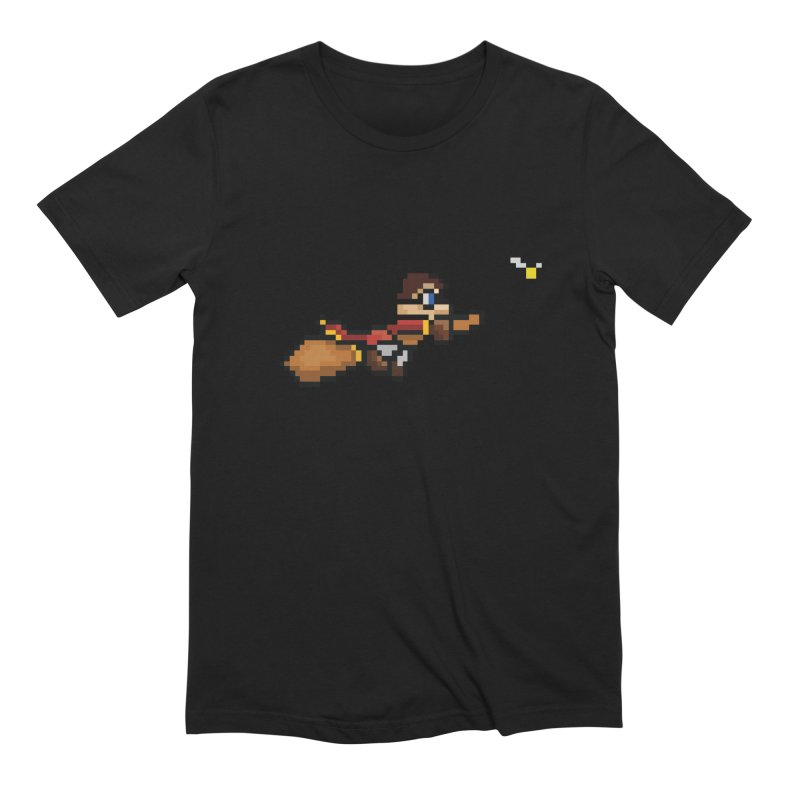 Quidditch Men's Extra Soft T-Shirt by YA! Store