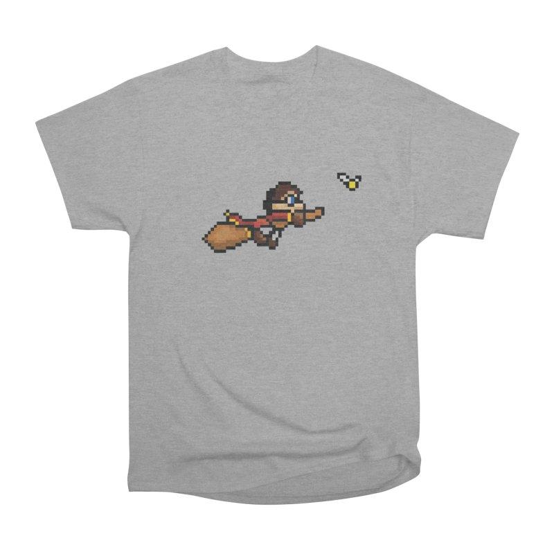 Quidditch Women's Heavyweight Unisex T-Shirt by YA! Store