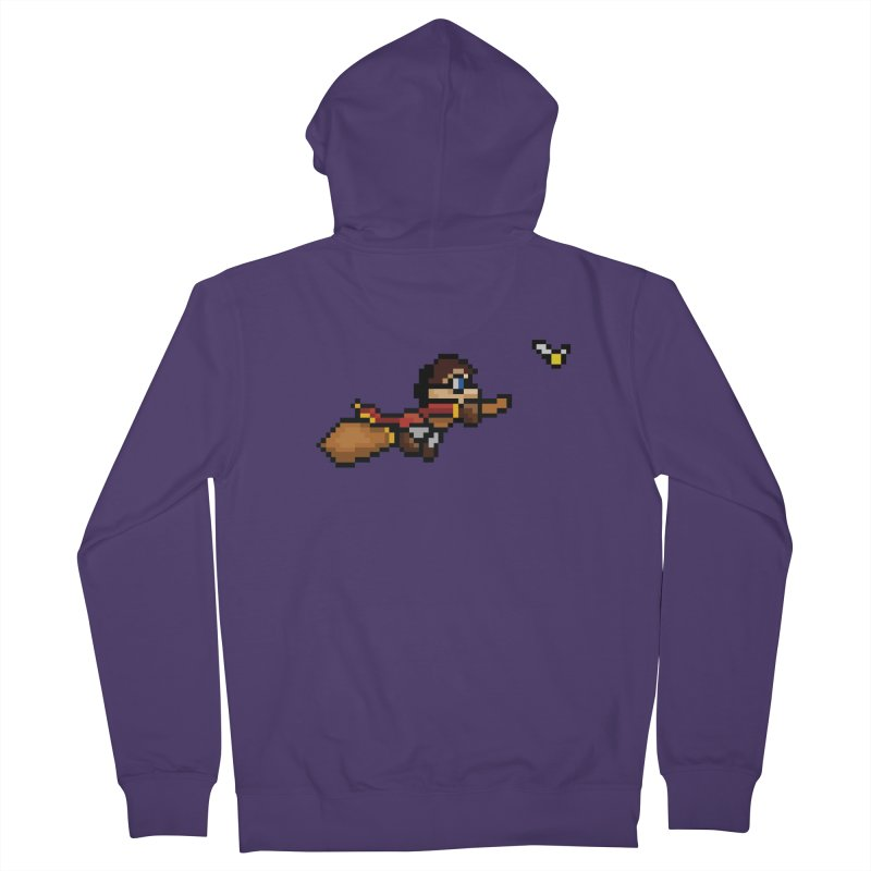Quidditch Women's French Terry Zip-Up Hoody by YA! Store