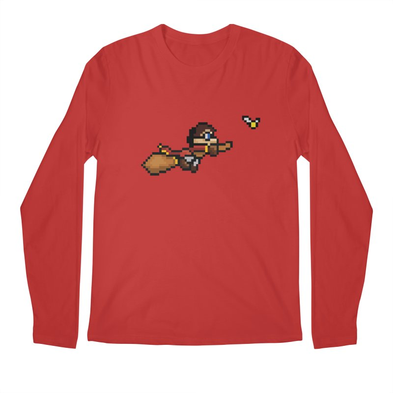 Quidditch Men's Regular Longsleeve T-Shirt by YA! Store
