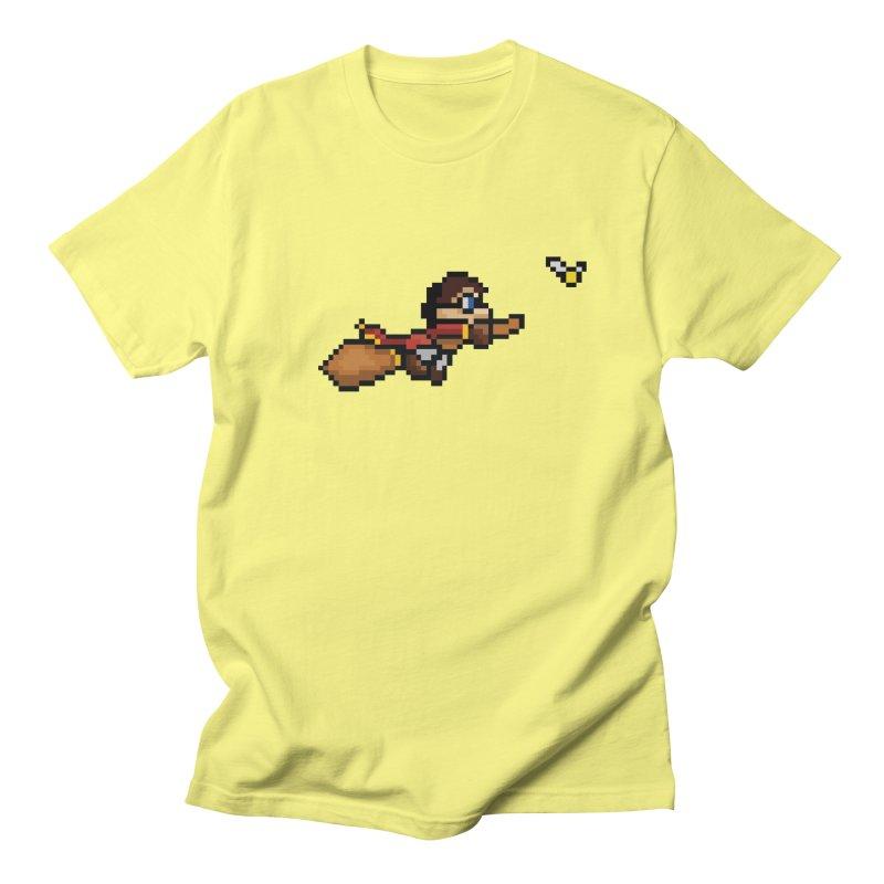 Quidditch Men's Regular T-Shirt by YA! Store