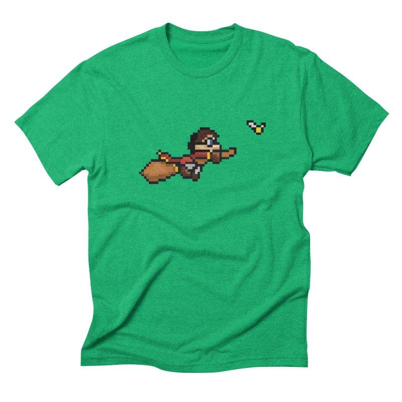 Quidditch Men's Triblend T-Shirt by YA! Store